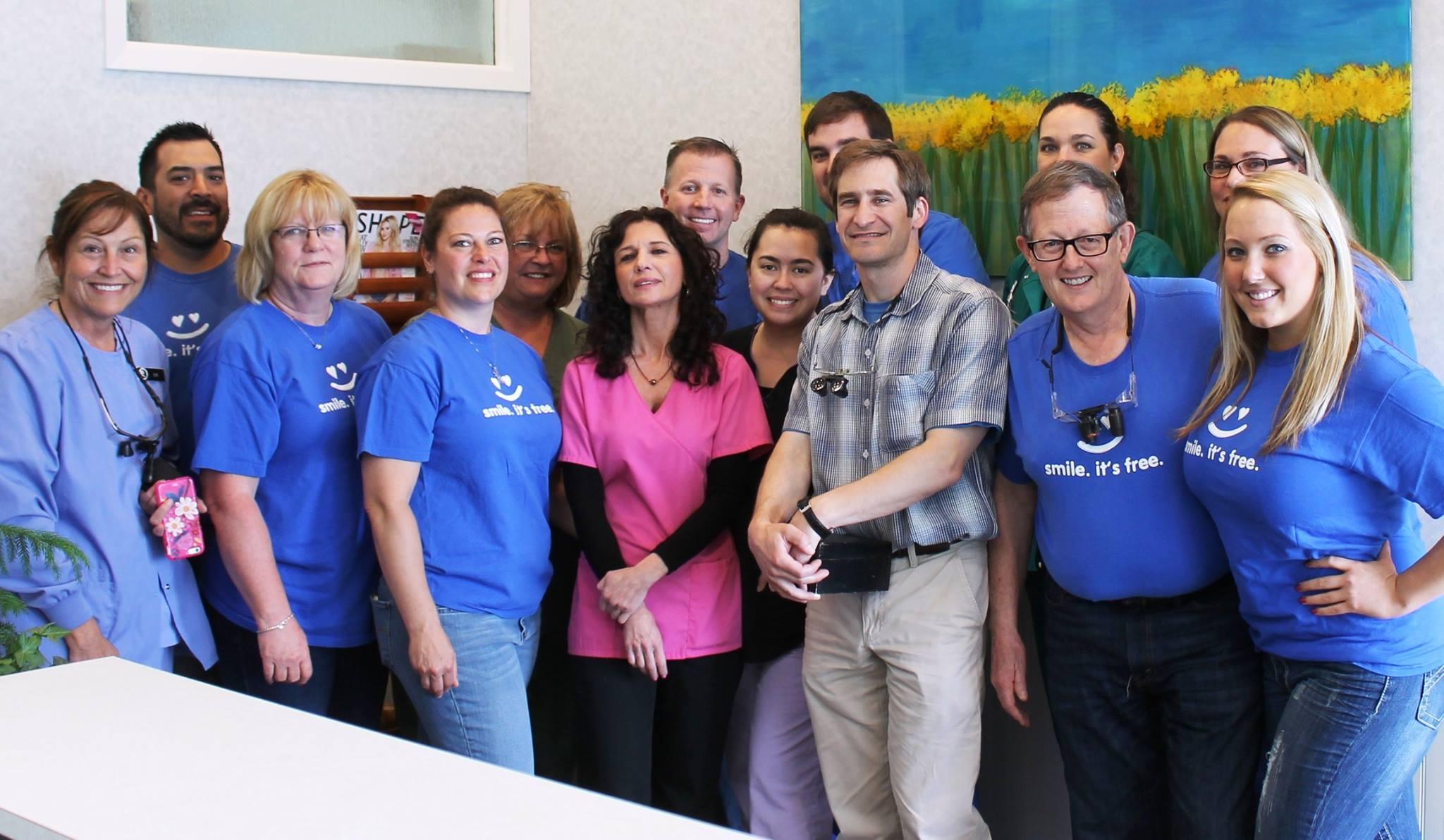 Lake County Dental Team