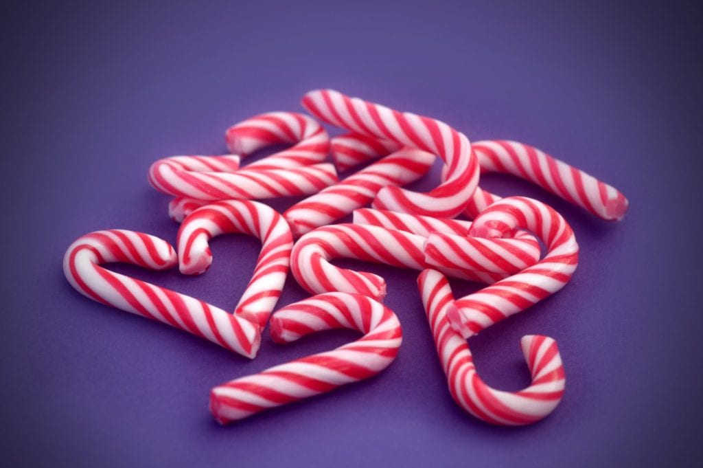 While these yummy candies seem harmless, eat too many and the constant exposure to sugar can ruin your teeth.