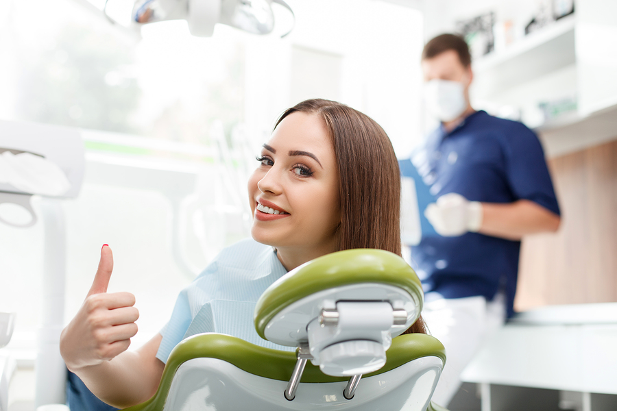 Your dentist is your first line of defense when it comes to early detection of oral cancer. Get screened today!