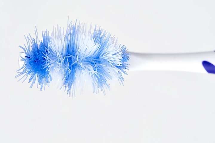 Using a toothbrush with frayed or worn bristles will mean that your teeth get a less effective cleaning