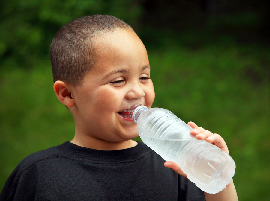 Water helps nearly every part of the human body function efficiently.